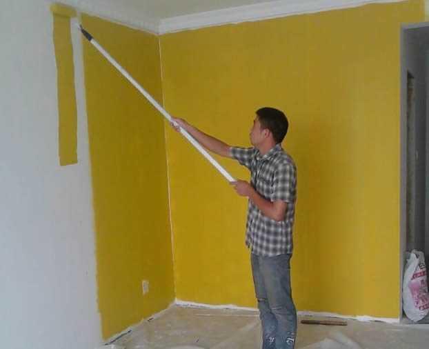 如何粉刷旧墙面?西安旧房装修粉刷墙面有哪些需要注意的地方? 翻新攻略 第1张