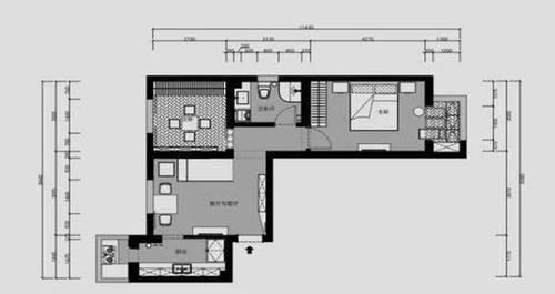 80平米旧房翻新案例,旧房翻新前后效果图对比